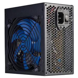 Imagen de Hiditec SX 500W 500W ATX Negro unidad de fuente de alimentación