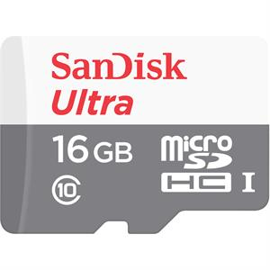 Imagen de Ultra Android microSDHC 16GB 80MB/s