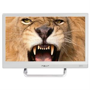 "Imagen de Nevir 7412 TV 16"" LED HD USB DVR 12V HDMI Blanca"