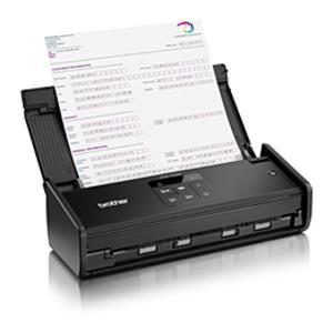 Imagen de Brother ADS-1100W Escáner con alimentador automático de documentos (ADF) 600 x 600DPI A4 Negro escaner