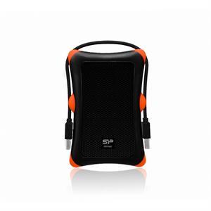 Imagen de Silicon Power Armor A30 1000GB Negro disco duro externo
