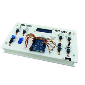 Imagen de Ebotics Minilab KIT Elec+Progr multiples component