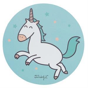 Imagen de MR Wonderful Alfombrilla Unicornio