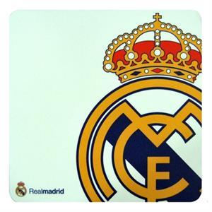Imagen de Real Madrid Alfombrilla Blanca Escudo
