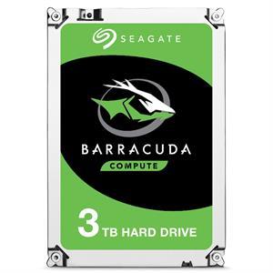 Imagen de Seagate Barracuda ST3000DM007 Unidad de disco duro 3000GB Serial ATA III disco duro interno