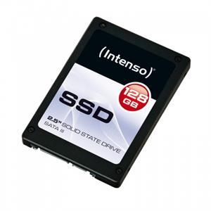 """Imagen de Intenso 3812430 128GB 2.5"""" Serial ATA III unidad de estado sólido"""