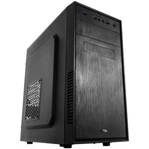 Imagen de NOX NXFORTE Mini-Tower Negro carcasa de ordenador