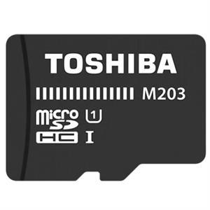 Imagen de Toshiba M203, 32 GB, microSDXC 32GB MicroSDXC UHS-I Clase 10 memoria flash
