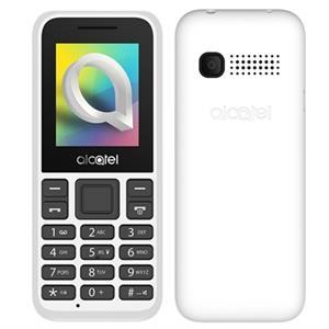"""Imagen de Alcatel 1066D Telefono Movil 1.8"""" QQVGA BT Blanco"""