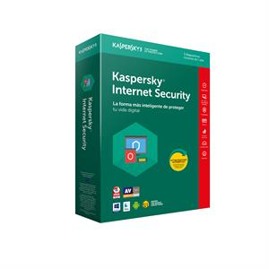Imagen de Kaspersky Lab Internet Security 2018 10usuario(s) 1año(s) Full license Español