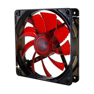 Imagen de NOX Coolfan 120 LED Carcasa del ordenador Ventilador