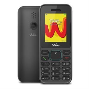 "Imagen de Wiko Lubi5 Telefono Movil 1.8"" QVGA BT Negro"