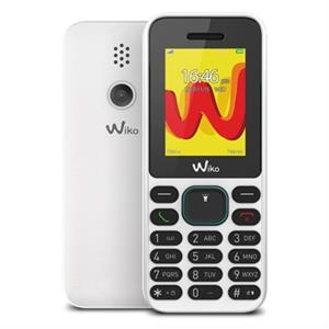 "Imagen de Wiko Lubi5 Telefono Movil 1.8"" QVGA BT Blanco"