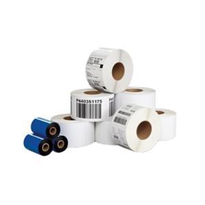 Imagen de Godex Caja 6 Rollos Etiquetas Térmicas 57x25,40mm