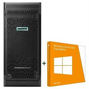 Imagen de HPE ProLiant ML110 Gen10 Xeon 3104/8GB+WS Foundati