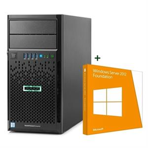 Imagen de HPE ProLiant ML30 Gen9 E3-1220v6 8GB+WS Foundation