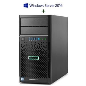 Imagen de HPE ProLiant ML30 Gen9 E3-1220v6 8GB+WS Standard