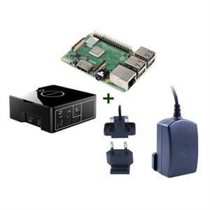 Imagen de Raspberry kit Pi 3 B+ + Desktop + fuente