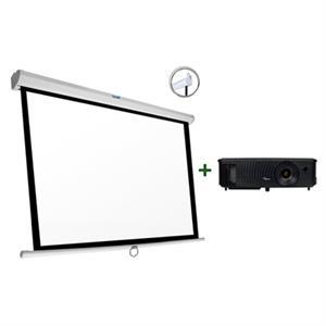 Imagen de Optoma DS349 SVGA 3300L HDMI+ iggual 180+ soporte