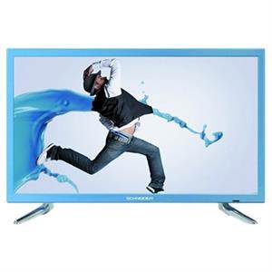 "Imagen de Schneider RAINBOW TV 24"" LED FHD USB HDMI azul"