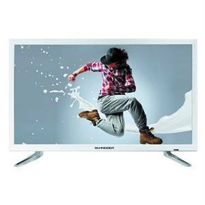 "Imagen de Schneider RAINBOW TV 24"" LED FHD USB HDMI blanca"