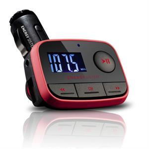 Imagen de Energy Sistem Car MP3 f2 Racing Red 87.5 - 108MHz Negro, Rojo transmisor FM