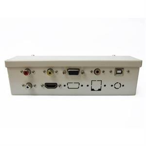 Picture of Caja conex. Pizarr.con conecHDMI+cables 5m(noHDMI)