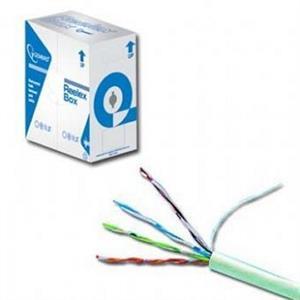 Imagen de GEMBIRD Bobina cable UTP Cat.5 Rigido 305mts