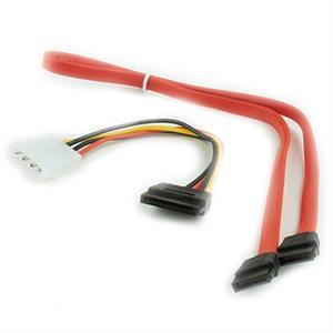 Imagen de iggual Cable Alimentación + Datos Interno Sata