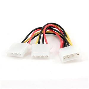 Imagen de iggual Cable derivación fuente alimentacion 5 1/4