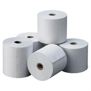 Picture of ROLLO PAPEL TERMICO 80X80X12 MM PACK 5 UDS
