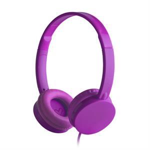 Imagen de Energy Sistem 394913 Diadema Binaural Alámbrico Púrpura auriculares para móvil