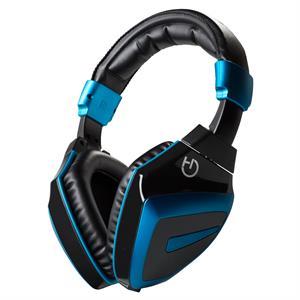 Imagen de Hiditec HDT1 Binaural Diadema Negro, Azul auricular con micrófono