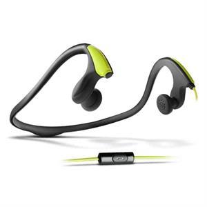 Imagen de Energy Auriculares+Micro Running One Neon Verde