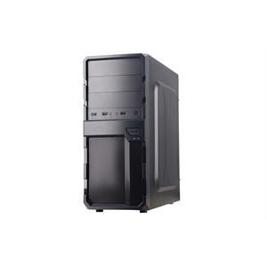 Imagen de CoolBox F200 Torre Negro carcasa de ordenador