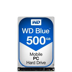 Imagen de Western Digital Blue PC Mobile Unidad de disco duro 500GB Serial ATA III disco duro interno